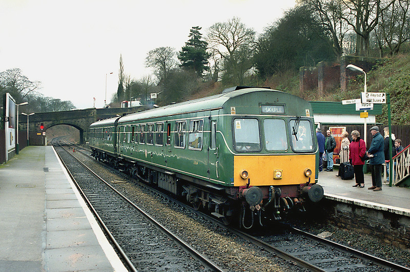 53160 and 53164, Marple 13/12/2002
