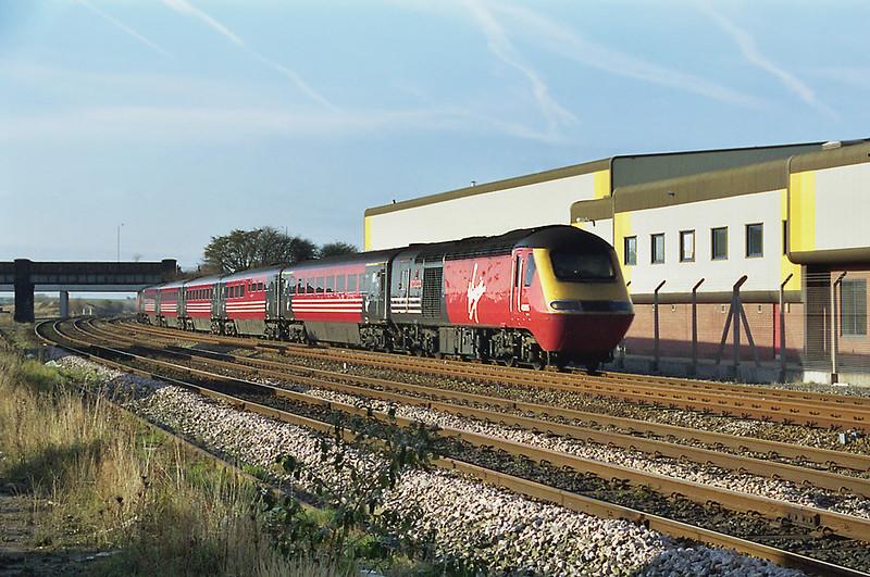 43155 and 43087, Kirkham and Wesham 18/11/2002