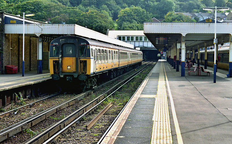 3579 Dover Priory 26/9/2001