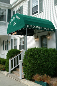 Our next stop was to check into our hotel, the Quimby House Inn.  The folks who own/run this were incredibly nice.  They were nearly full when I booked reservations so we were going to stay in a small room the first night and then an efficiency apartment the next night.  At checkin they let us stay in the efficiency for both nights though (with the smaller room rate ;-).  The room was very clean and decorated nicely.  The inn is located about a 5 minute walk from the center of town and I highly recommend it to anyone interested in visiting Acadia.  ***  Since our time was limited, we headed right off to Bass Harbor to see a working lobster town and watch the sun set at the lighthouse.
