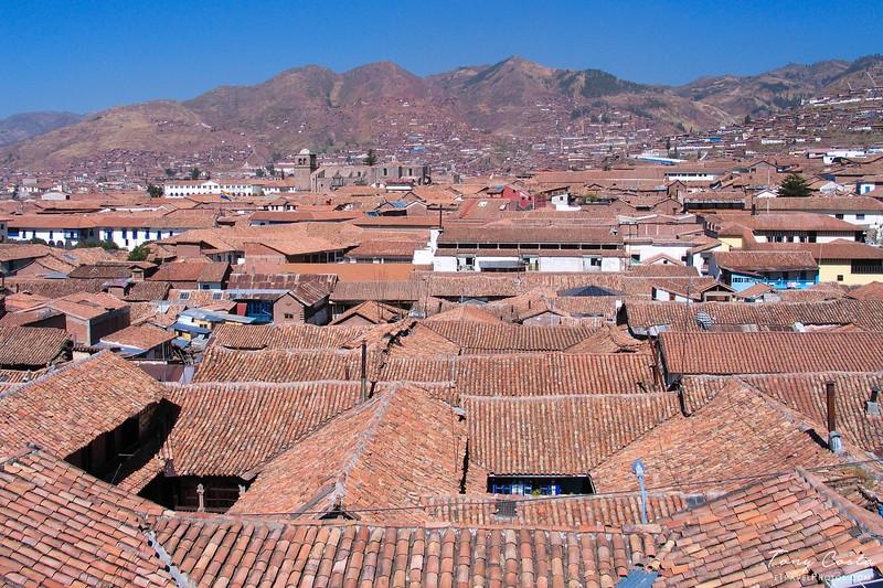 Cusco rooftops