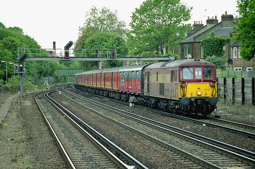73131 and 73133, Kensington Olympia 1/5/2003