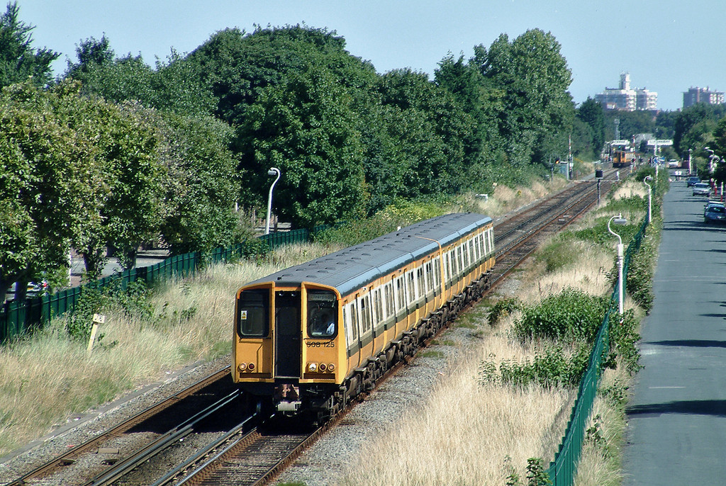 508125 and 507014, Hillside 3/8/2003