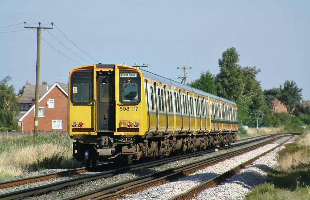 508117 and 507023, Altcar 3/8/2003