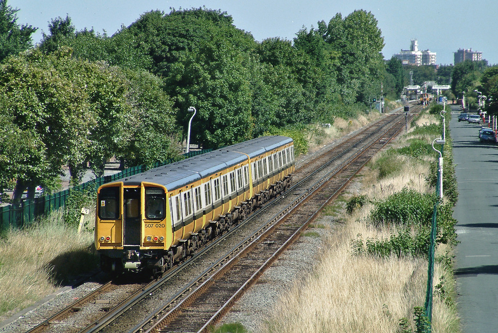 507020 and 508130, Hillside 3/8/2003