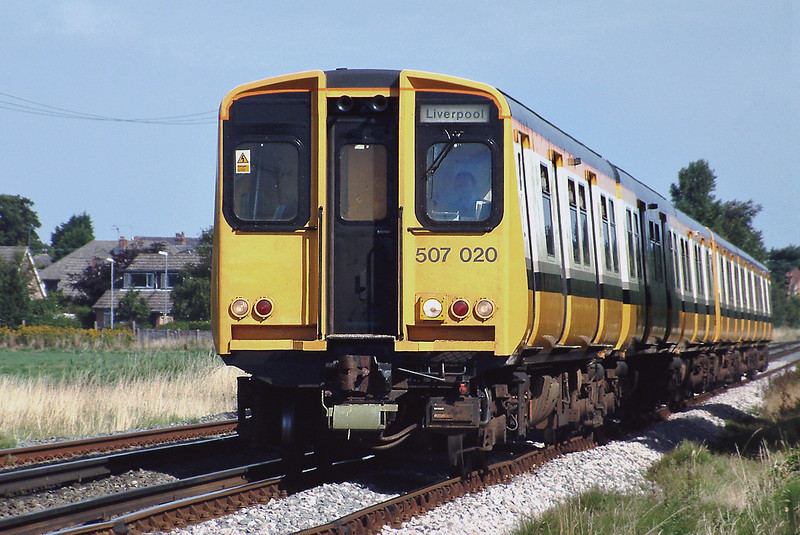 507020 and 508130, Altcar 3/8/2003