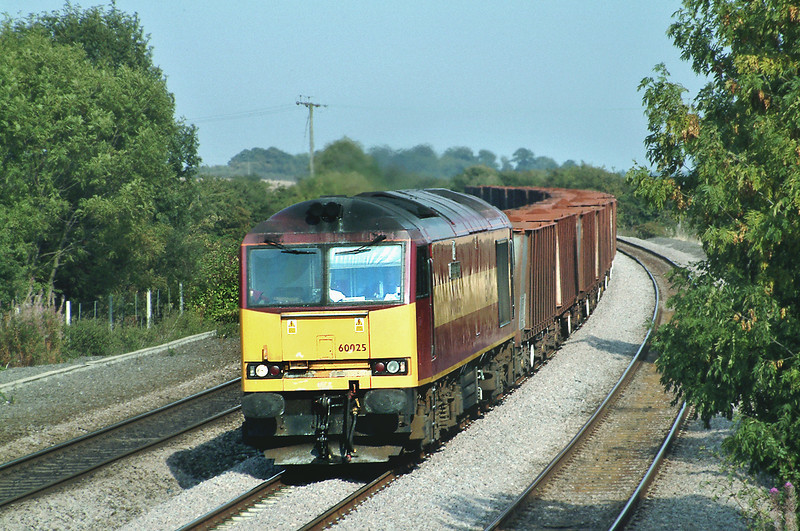 60025 New Barnetby 4/9/2003