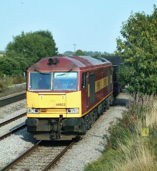60022 New Barnetby 4/9/2003