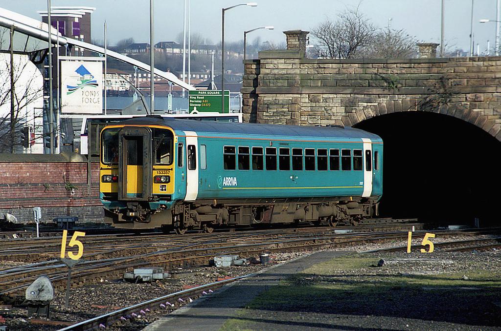 153357 Sheffield 10/2/2003
