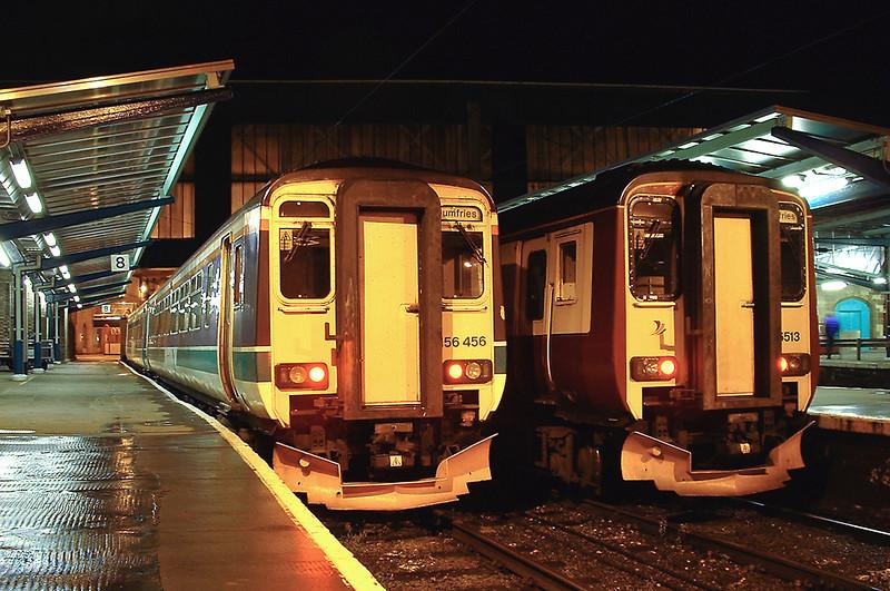 156456 and 156513, Carlisle 10/5/2003