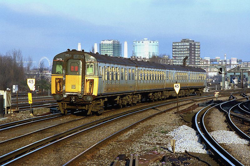 3479 Clapham Junction 11/1/2003