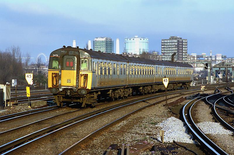 3479 Clapham Junction 11/1/2003
