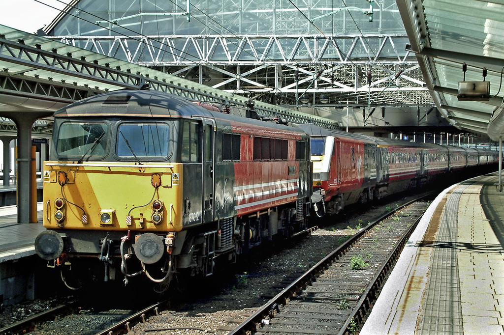 87012 Manchester Piccadilly 11/6/2003