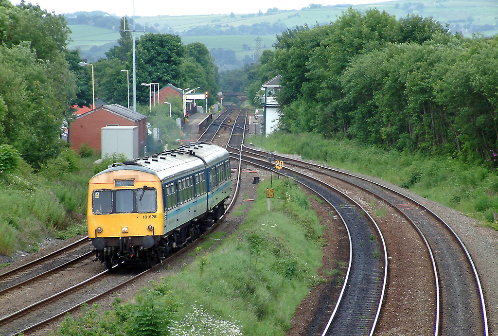 53746 and 51210, Romiley 11/6/2003