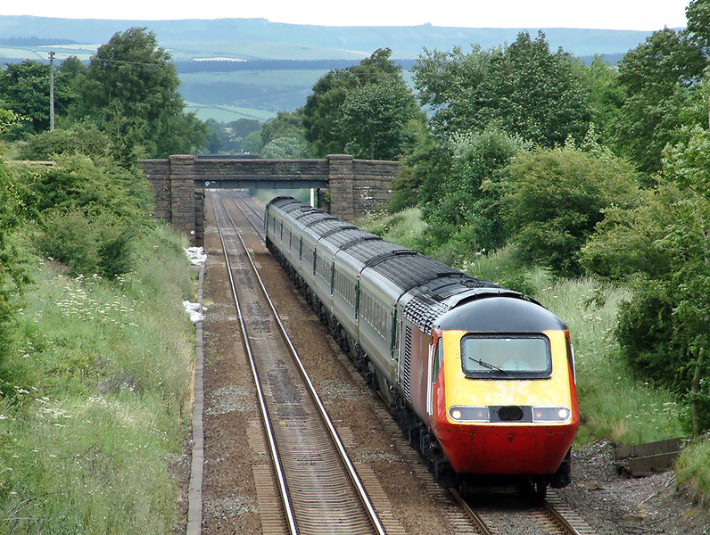 43070 and 43009, Edale 11/7/2003