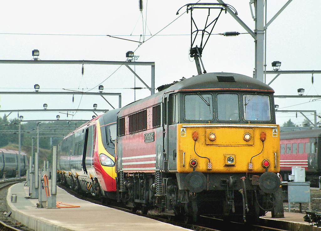 86260 and 390016, Oxley 11/8/2003