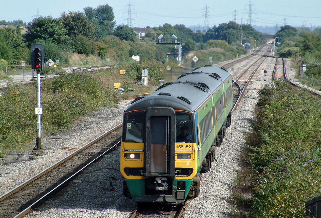 158952 Severn Tunnel Junction 12/9/2003