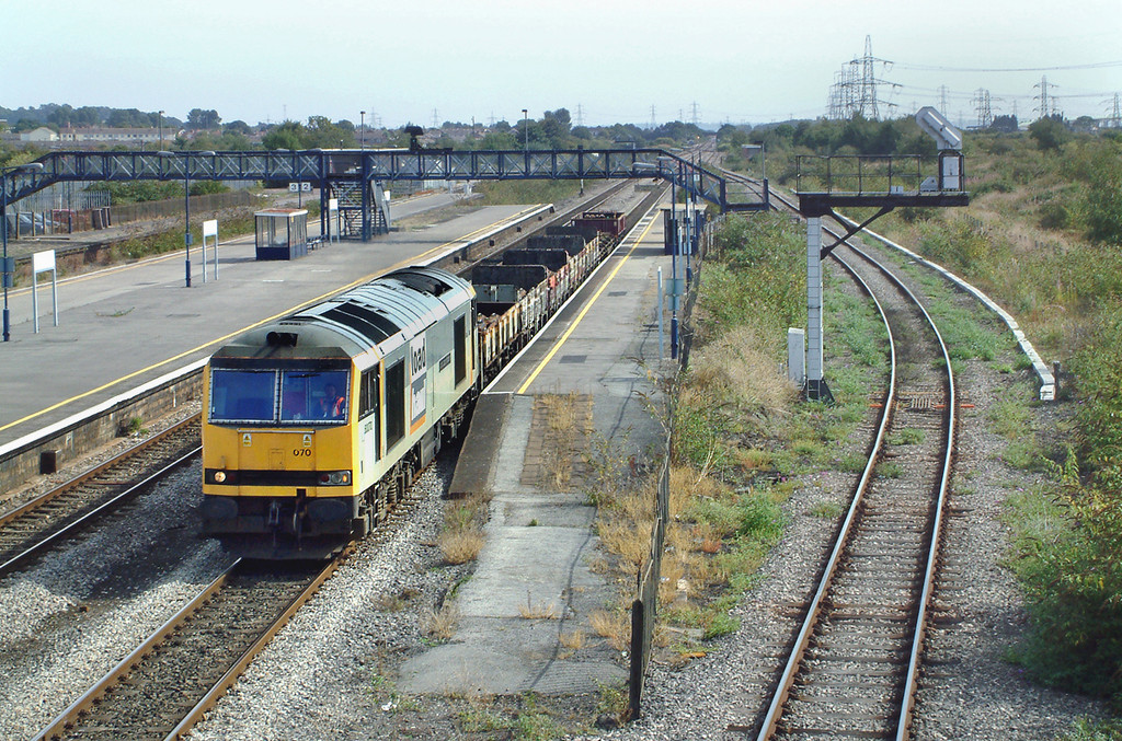 60070 Severn Tunnel Junction 12/9/2003