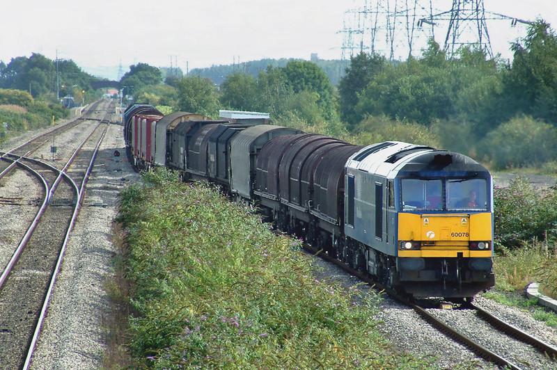 60078 Severn Tunnel Junction 12/9/2003