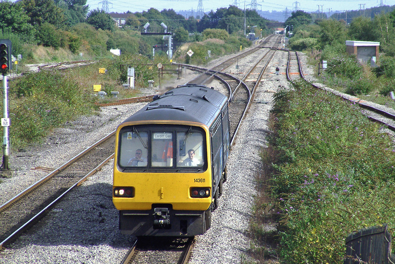 143611 Severn Tunnel Junction 12/9/2003