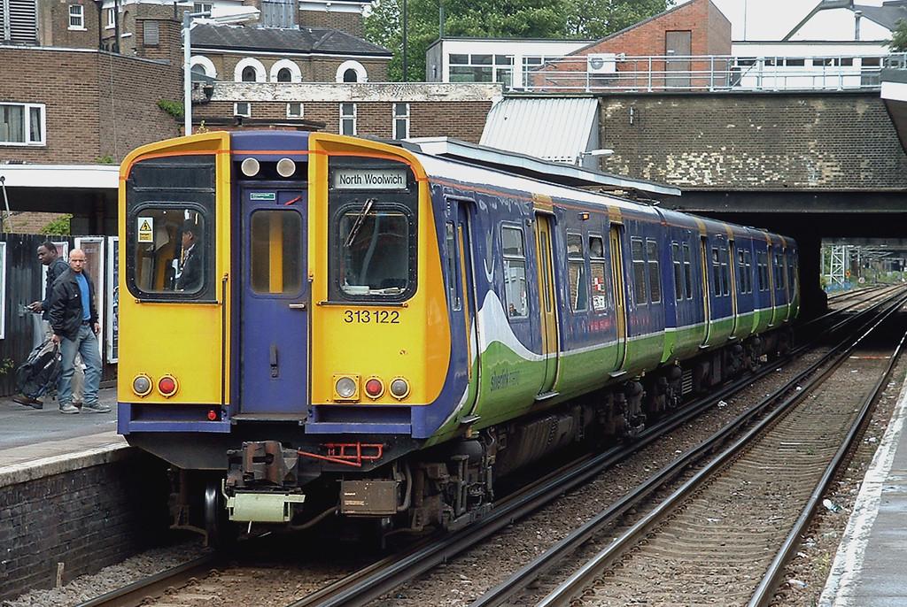313122 Highbury and Islington 13/5/2003