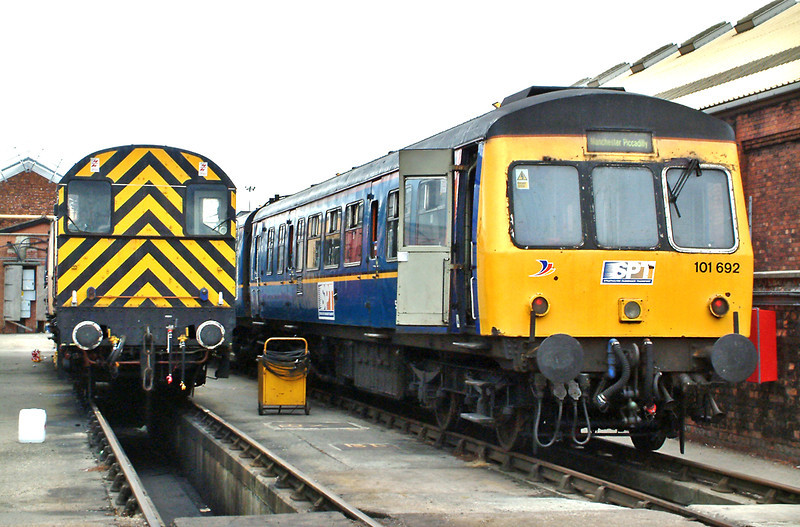53253, 53170 and 08611, Longsight TMD 13/8/2003