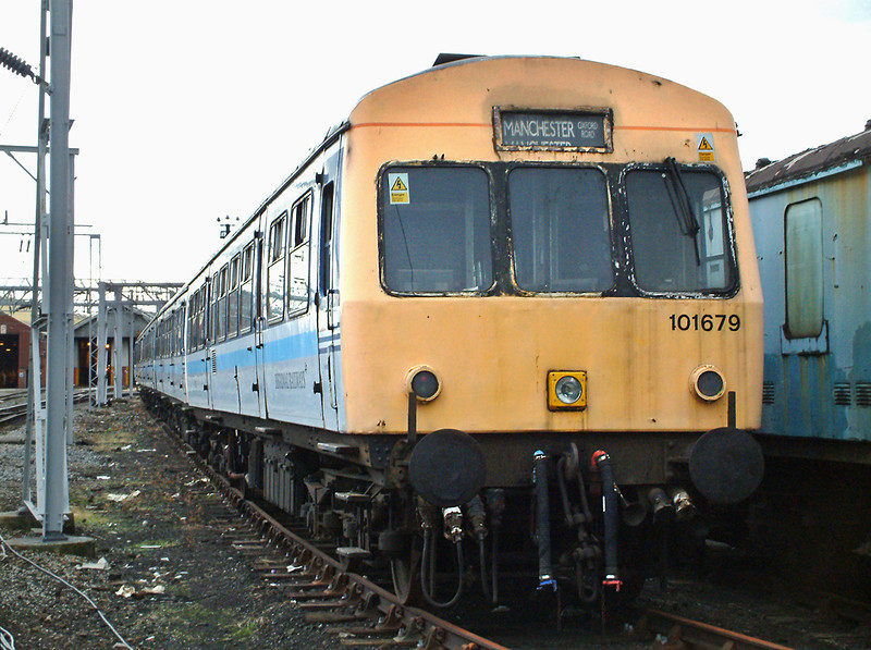51533, 53269 and 51177, Longsight TMD 13/8/2003