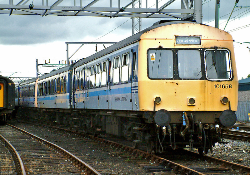 51175, 54085, 51177 and 53269, Longsight TMD 13/8/2003