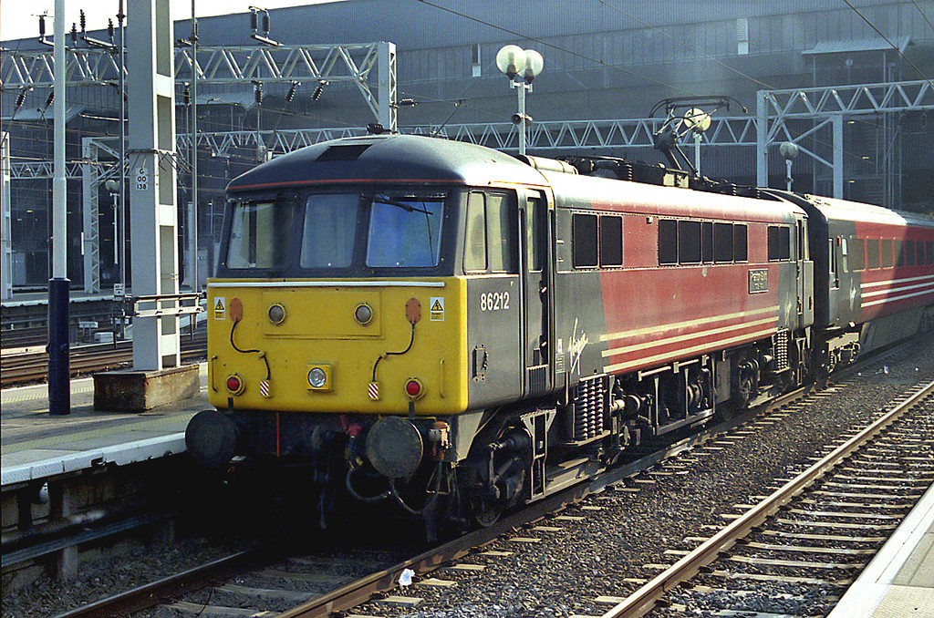 86212 London Euston 14/2/2003