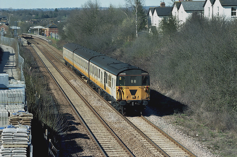 205028 Edenbridge Town 14/3/2003