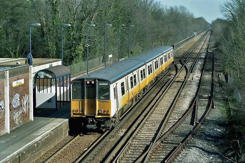 508208 Edenbridge 14/3/2003