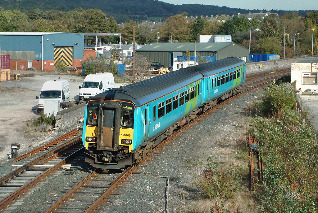 156469 Carnforth 15/10/2003