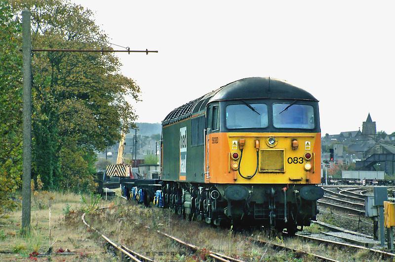 56083 Carnforth 14/10/2003