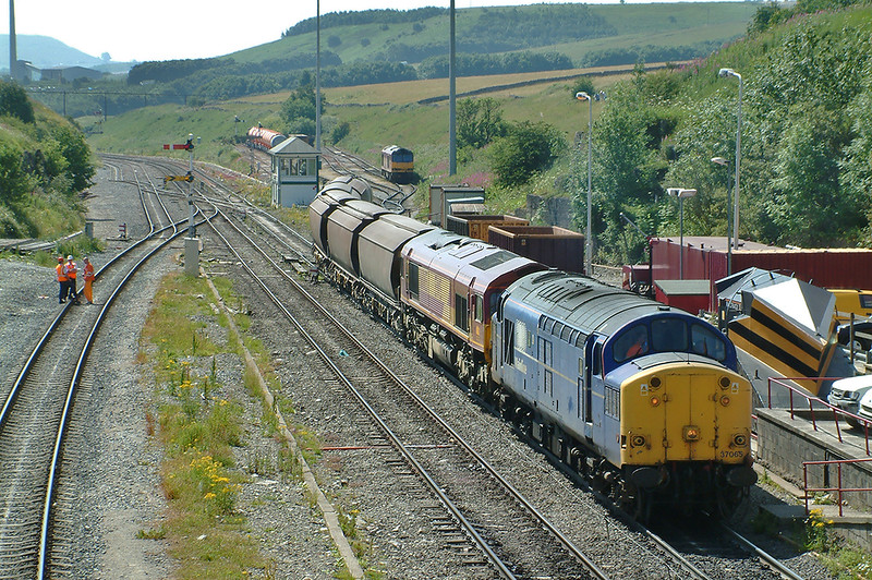 37065 and 66065, Peak Forest 15/7/2003