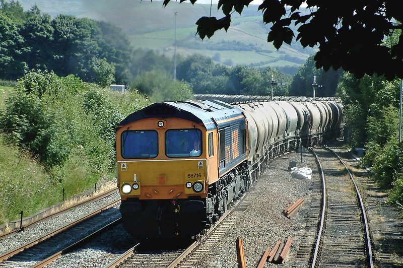 66716 Earles Sidings 15/7/2003