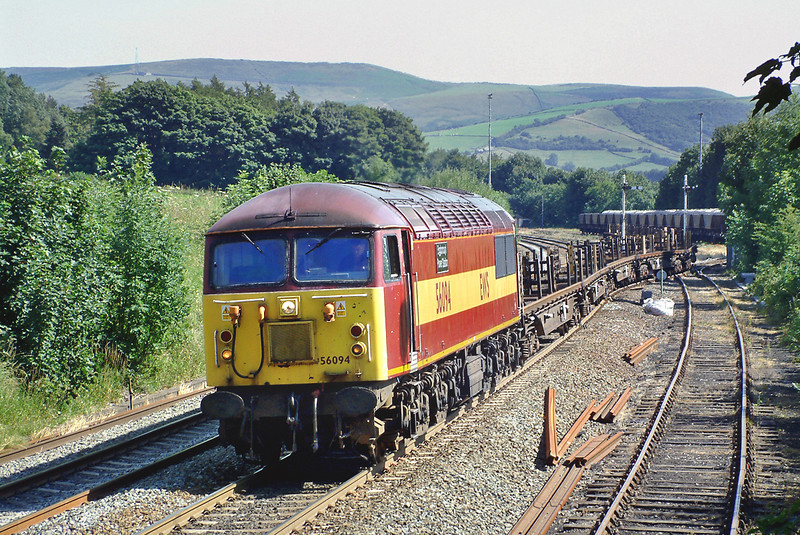 56094 Earles Sidings 15/7/2003