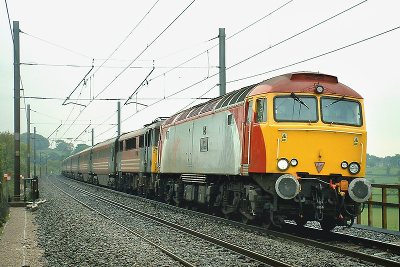 57302 and 87003, Bay Horse 16/5/2003