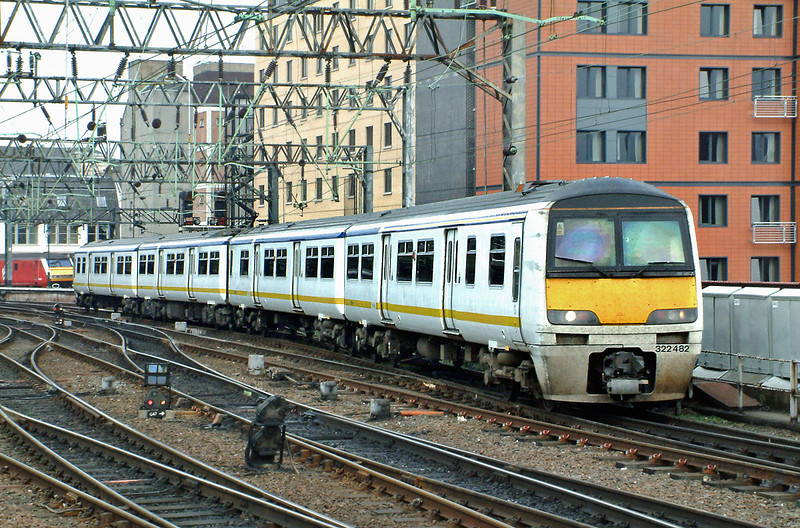 322482 Glasgow Central 16/9/2003
