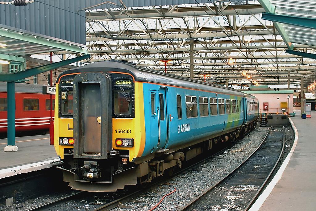 156443 Carlisle 19/5/2003