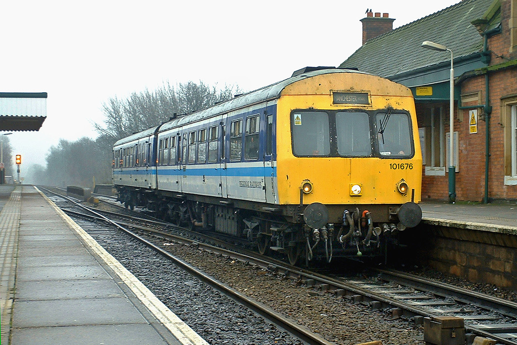 51803 and 51205, Romiley 19/12/2003
