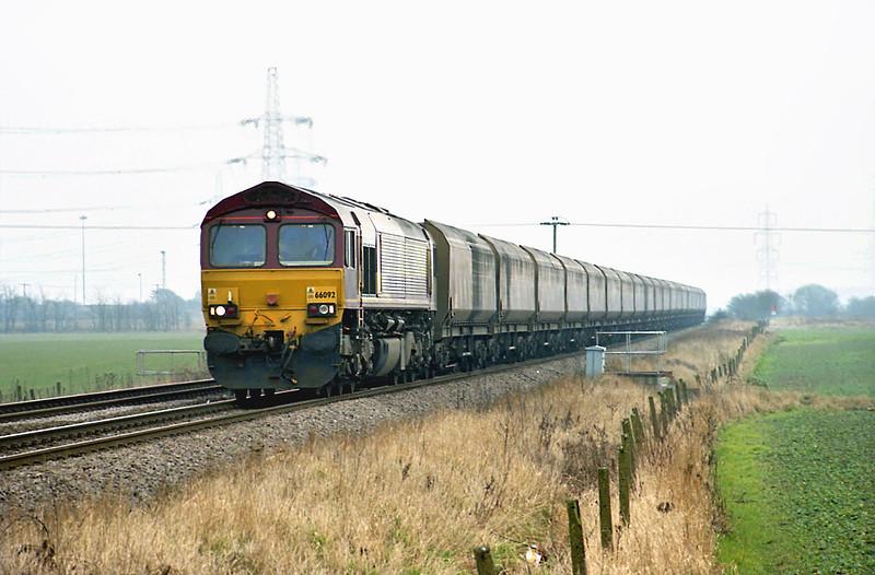 66092 Knottingley 20/2/2003