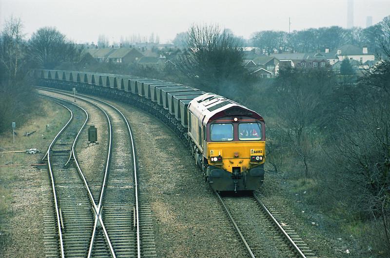 66082 Knottingley 20/2/2003