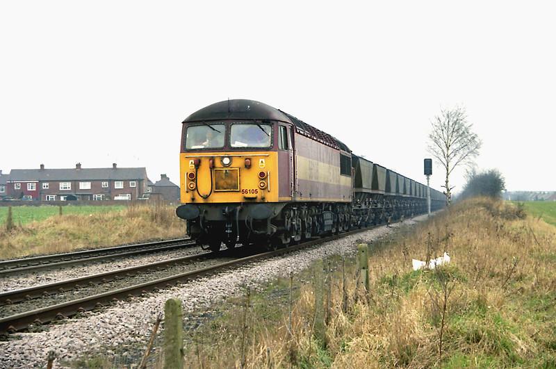 56105 Knottingley 20/2/2003