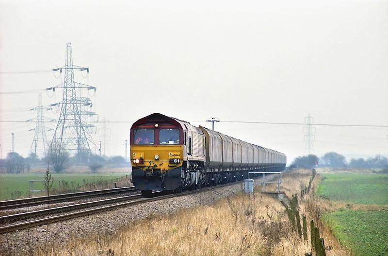 66044 Knottingley 20/2/2003