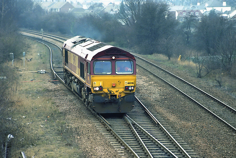 66246 Knottingley 20/2/2003