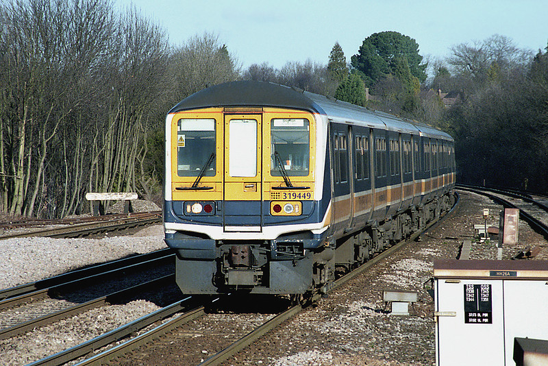 319449 Haywards Heath 23/1/2003