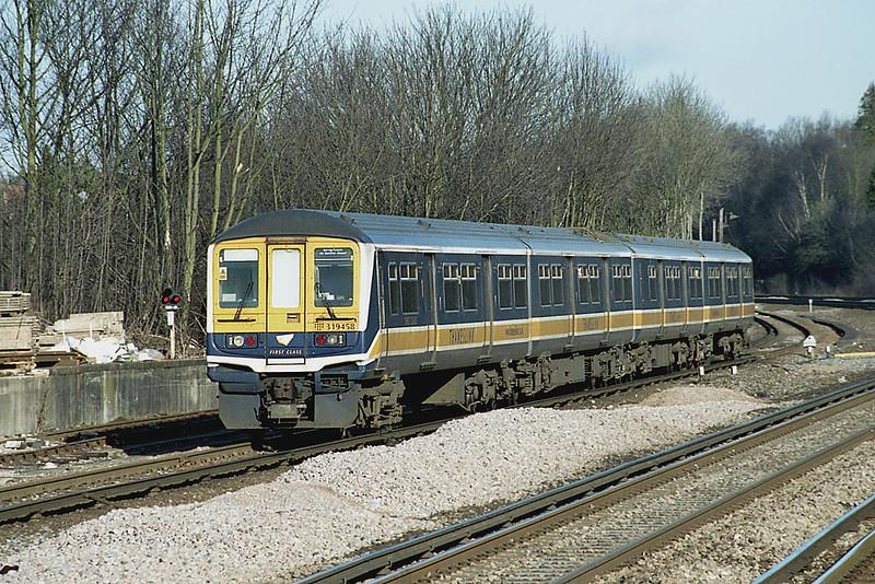 319458 Haywards Heath 23/1/2003