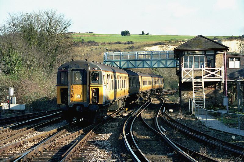 1741 Lewes 23/1/2003