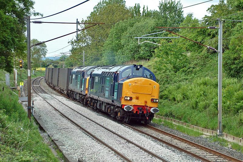 37611 and 37609, Barton 26/5/2003