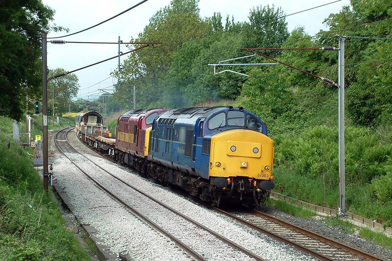 37203 and 37707, Barton 28/5/2003